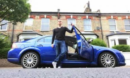 Need to hire a car? Rent your neighbour's