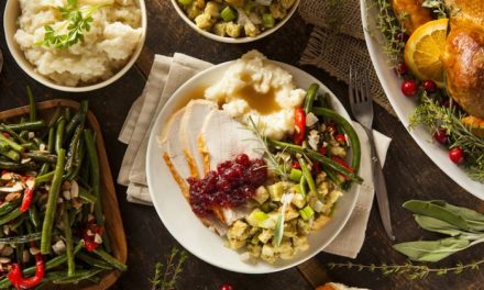 Which Thanksgiving Dish is Healthiest?