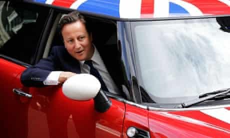 David Cameron backs new car insurance rules to cut cost of premiums