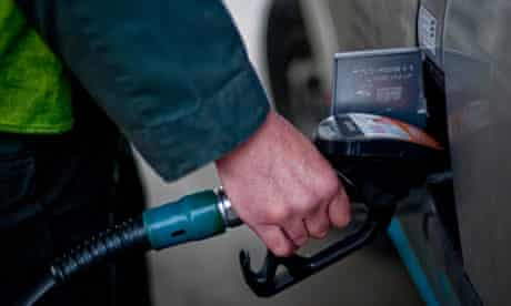 Budget 2012: Osborne disappoints motorists over fuel price increase